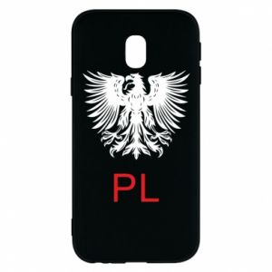 Samsung J3 2017 Case Polski orzeł