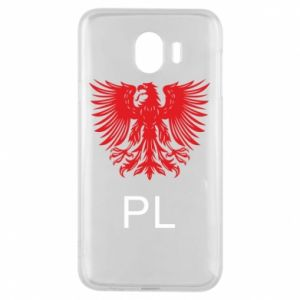 Samsung J4 Case Polski orzeł