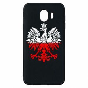 Etui na Samsung J4 Polski orzeł - PrintSalon