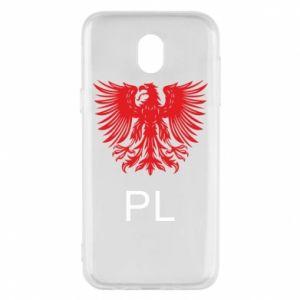 Samsung J5 2017 Case Polski orzeł