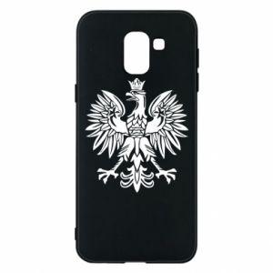 Etui na Samsung J6 Polski orzeł - PrintSalon