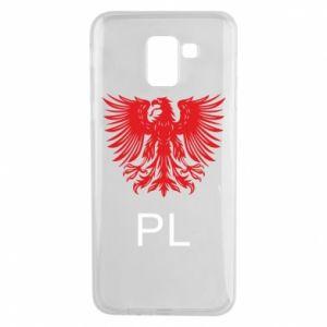 Etui na Samsung J6 Polski orzeł