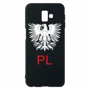 Etui na Samsung J6 Plus 2018 Polski orzeł