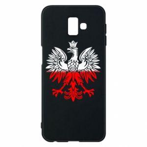Etui na Samsung J6 Plus 2018 Polski orzeł - PrintSalon