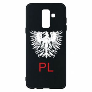 Samsung A6+ 2018 Case Polski orzeł