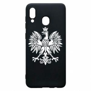 Etui na Samsung A20 Polski orzeł - PrintSalon