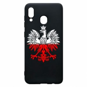 Etui na Samsung A30 Polski orzeł - PrintSalon