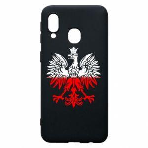 Etui na Samsung A40 Polski orzeł - PrintSalon