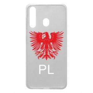 Etui na Samsung A60 Polski orzeł