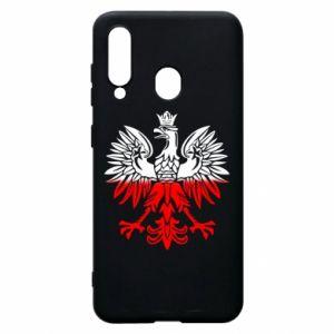 Etui na Samsung A60 Polski orzeł - PrintSalon