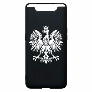 Etui na Samsung A80 Polski orzeł - PrintSalon