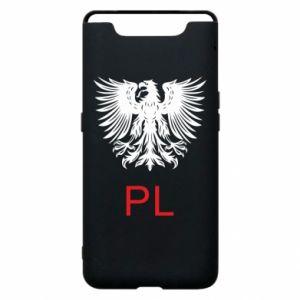 Etui na Samsung A80 Polski orzeł