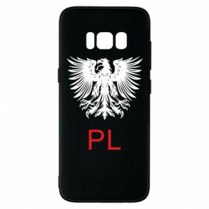 Samsung S8 Case Polski orzeł