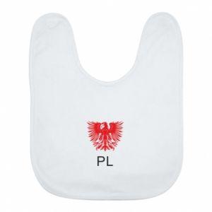 Bib Polski orzeł