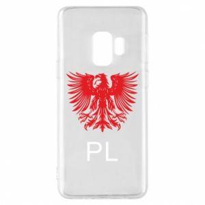 Etui na Samsung S9 Polski orzeł