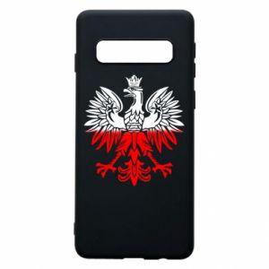 Etui na Samsung S10 Polski orzeł - PrintSalon