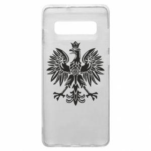 Etui na Samsung S10+ Polski orzeł - PrintSalon