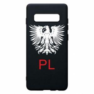 Samsung S10+ Case Polski orzeł