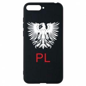 Huawei Y6 2018 Case Polski orzeł