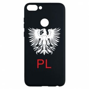 Huawei P Smart Case Polski orzeł