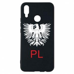 Etui na Huawei P Smart Plus Polski orzeł