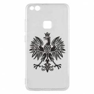 Phone case for Huawei P10 Lite Polish eagle