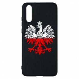 Etui na Huawei P20 Polski orzeł - PrintSalon