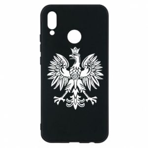 Phone case for Huawei P20 Lite Polish eagle