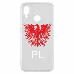 Huawei P20 Lite Case Polski orzeł