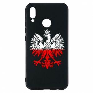 Etui na Huawei P20 Lite Polski orzeł - PrintSalon