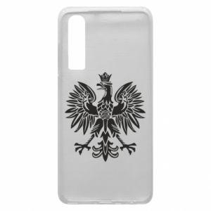 Etui na Huawei P30 Polski orzeł - PrintSalon