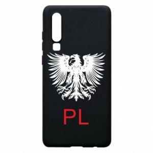 Etui na Huawei P30 Polski orzeł