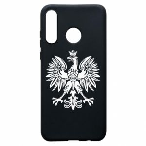 Phone case for Huawei P30 Lite Polish eagle