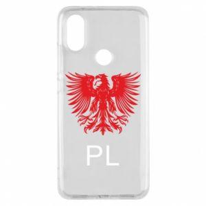 Etui na Xiaomi Mi A2 Polski orzeł