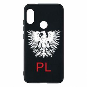 Mi A2 Lite Case Polski orzeł