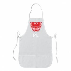 Apron Polski orzeł