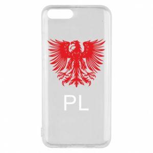 Xiaomi Mi6 Case Polski orzeł