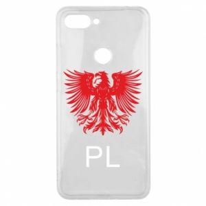 Etui na Xiaomi Mi8 Lite Polski orzeł