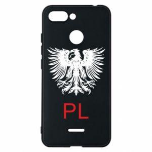 Xiaomi Redmi 6 Case Polski orzeł