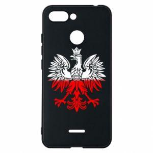 Etui na Xiaomi Redmi 6 Polski orzeł - PrintSalon