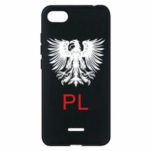 Xiaomi Redmi 6A Case Polski orzeł