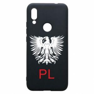 Etui na Xiaomi Redmi 7 Polski orzeł