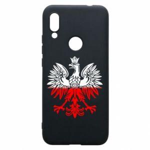 Etui na Xiaomi Redmi 7 Polski orzeł - PrintSalon