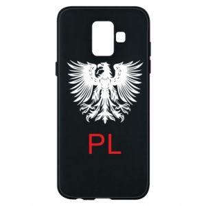 Samsung A6 2018 Case Polski orzeł