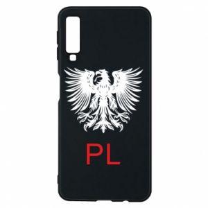 Samsung A7 2018 Case Polski orzeł