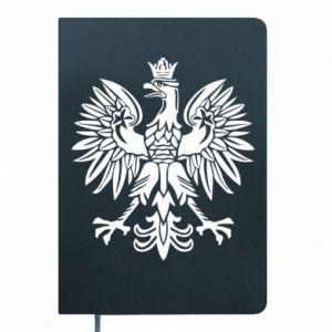 Notepad Polish eagle