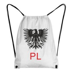 Plecak-worek Polski orzeł