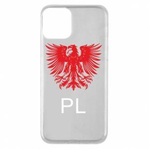 Etui na iPhone 11 Polski orzeł