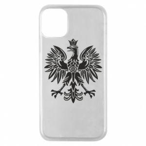 iPhone 11 Pro Case Polish eagle