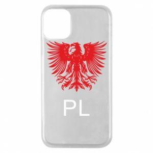 Etui na iPhone 11 Pro Polski orzeł